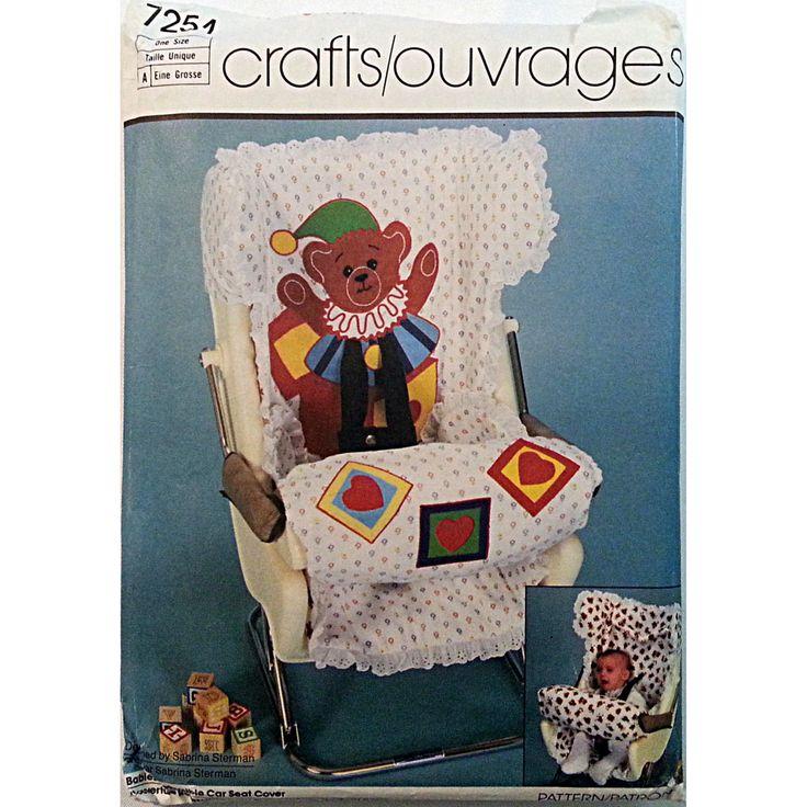 Strawberry Shortcake Infant Car Seat