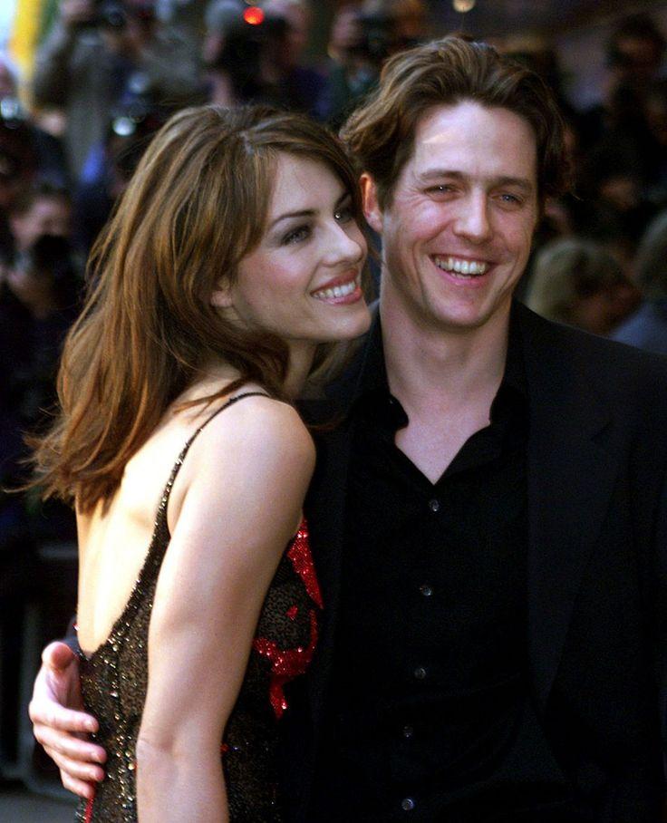 Hugh Grant & Elizabeth Hurley