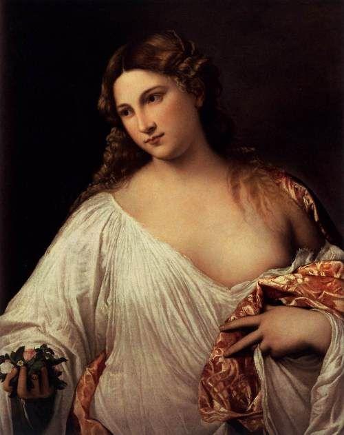 「flora tiziano」の画像検索結果