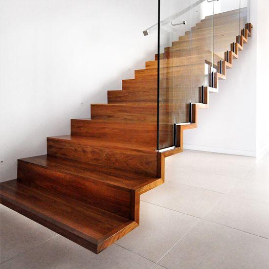 Escales04 escales escaleras stairs pinterest - Escaleras de interior de obra ...