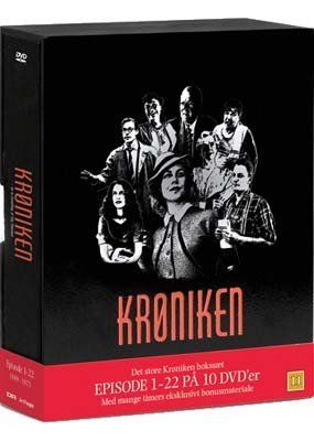 Better Times ( Krøniken ) ( Krönikan ) [DVD]: Amazon.co.uk: Anders W. Berthelsen, Stina Ekblad, Peter Hesse Overgaard: Film & TV