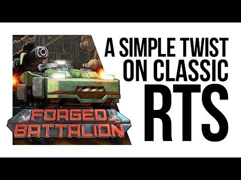 Forged Battalion is the new RTS from veteran strategy game makers Petroglyph, a studio founded by Command and Conquer developers, who's previous games include Grey Goo and Star Wars Empire at War. What is Forged Battalion and how does it set itself apart from the pack? Let's find out. Hosts: Mik...