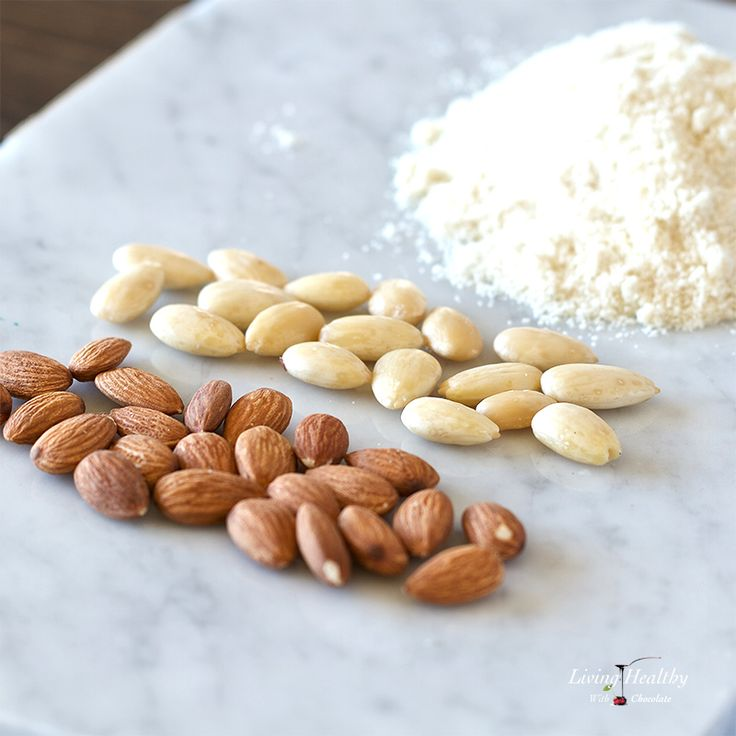 Learn how simple it is to blanch almonds (remove the skin) and make your own blanched almond flour at home. Blanched almond flour is best for baking.
