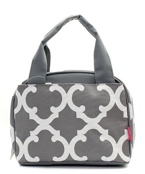 """9"""" Insulated Lunch Bag Box Lunchbox"""