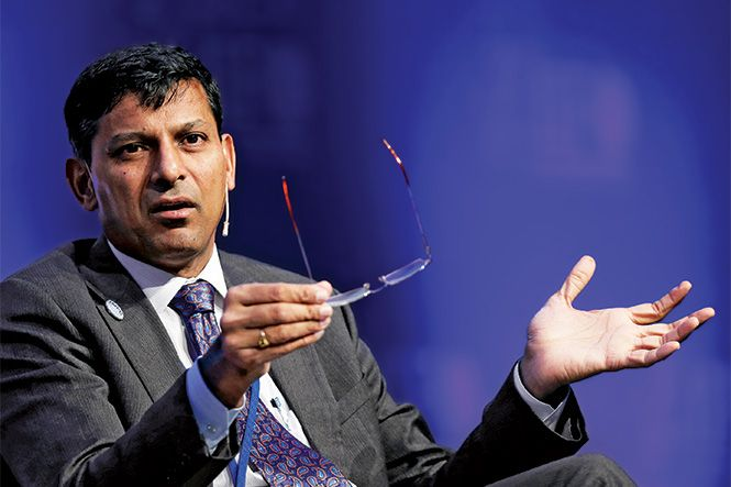 This s What Raghuram Rajan Has To Say on Currency Demonitization