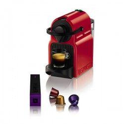 Krups Inissia XN1005 Ruby Red Cafetière à dosette 0.7L Rouge