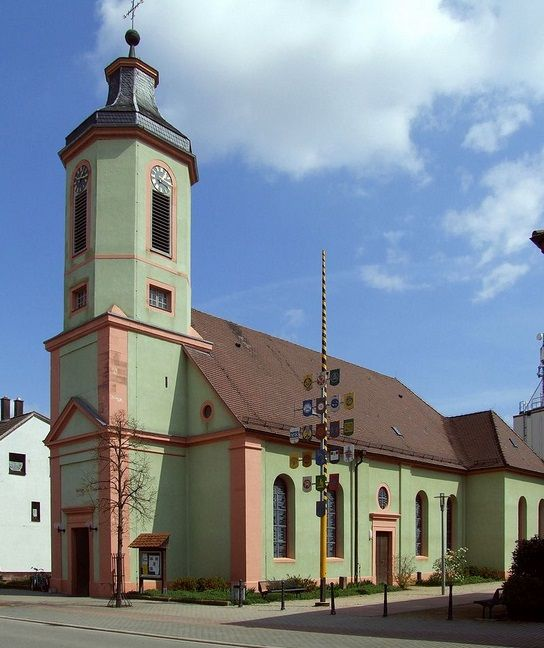 Altlussheim