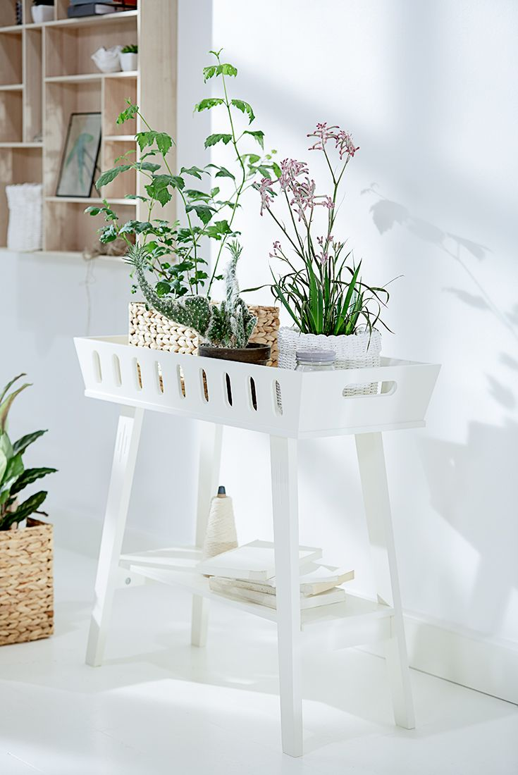 AULUM flower bench - Romantic style