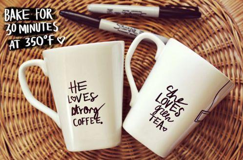 25 Unique Writing On Mugs Ideas On Pinterest Oil Based