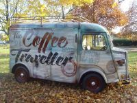 H Vans for Sale :: SOLD - THE COFFEE TRAVELLER - 2CV City - Citroen 2CV Parts, Spares, Accessories, Chassis and 2CVs For Sale