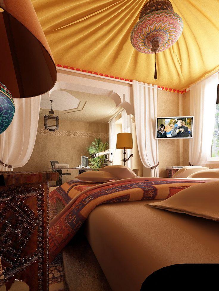Best 25 Moroccan Bedroom Decor Ideas On Pinterest