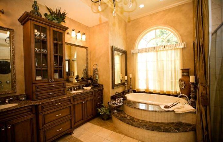 Tuscan+Bathroom+Decor | Tuscan Bath Style: Tuscan Bathroom Decor Change Your Bathroom's ...