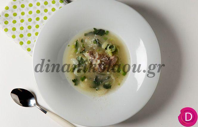 Χοιρινό πρασοσέλινο | Dina Nikolaou