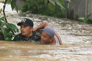 PASURUAN, TRIBUNUS-ANTARA.COM -  Hujan yang mengguyur wilayah Kabupaten Pasuruan (Kec. Purwodadi, Nongkojajar, Purwosari dan Wonorejo) den...