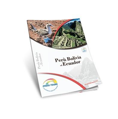 Catalogo Perù Bolivia e Ecuador di Press Tours http://www.presstours.it/Catalogs.aspx