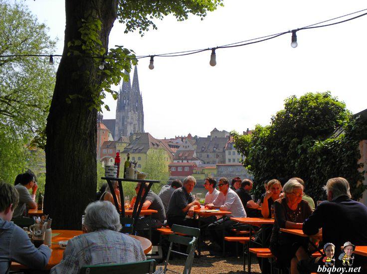 Travel Tips and pleasant surprises - Regensburg, Germany