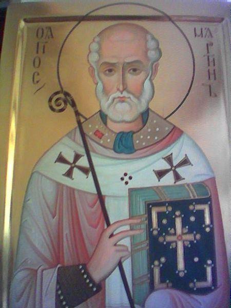 MARTIN OF TOURS    BISHOP AND THEOLOGIAN (11 NOV 397)
