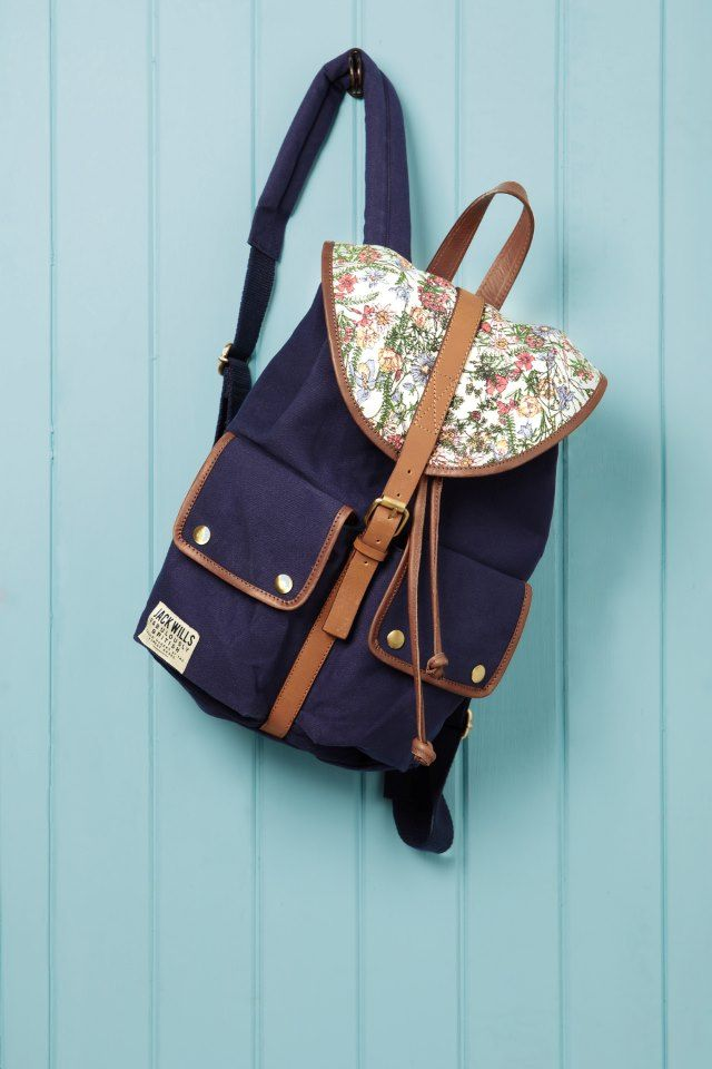 The Eastfield Backpack from Jack Wills