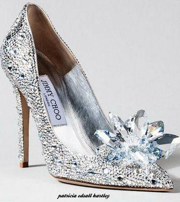 Cinderella's Slipper - Jimmy Choo
