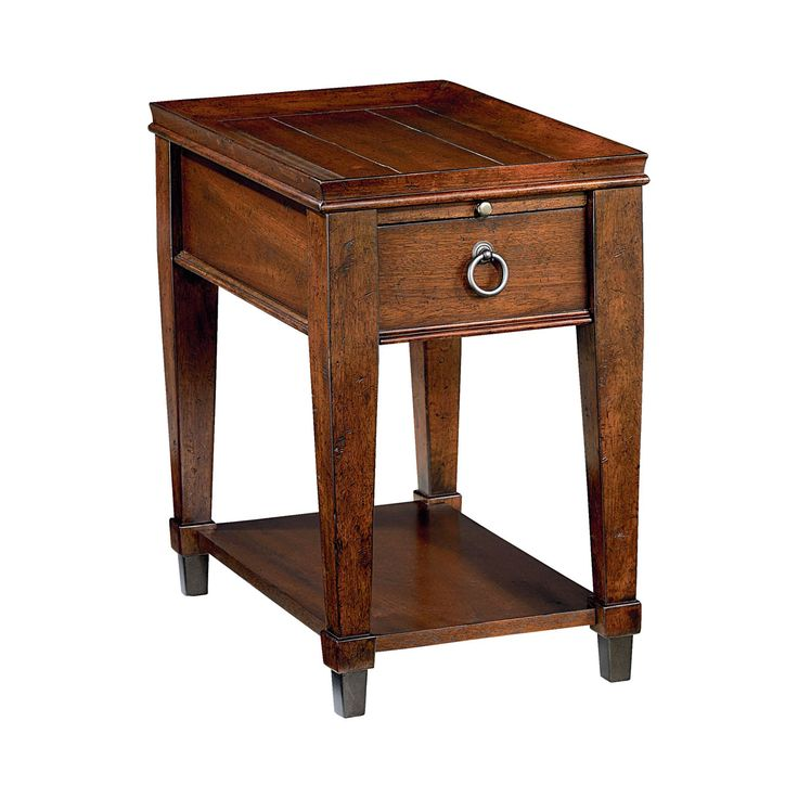 Hammary Sunset Valley Collection Chairside Table