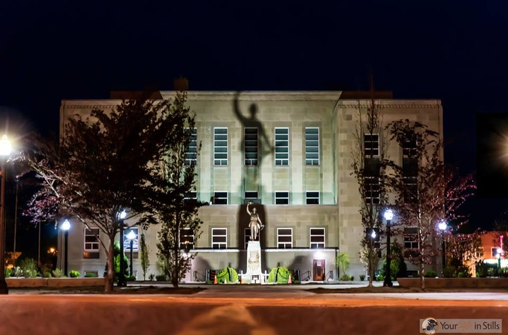 Courthouse Park Cenotaph.  Downtown Goderich Ontario. #Goderich #TheSquare