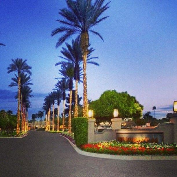 Outside the Wigwam Resort via @lazyboy2323