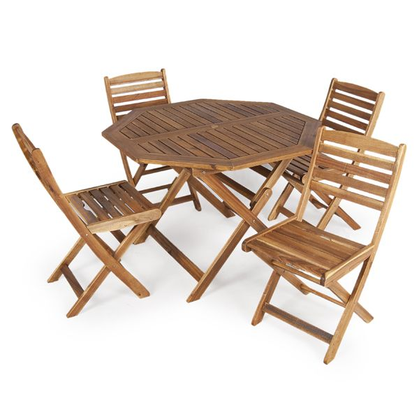 NEW STOCK   Hawaii Wooden Garden Set  also featuring a parasol hole should  you wish. 9 best Garden Furniture Hire   TEHC images on Pinterest   Garden