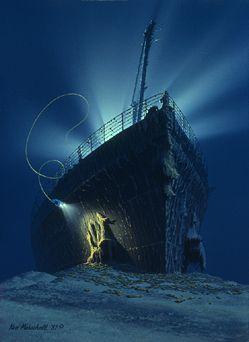 Titanic - The Art of Ken Marschall