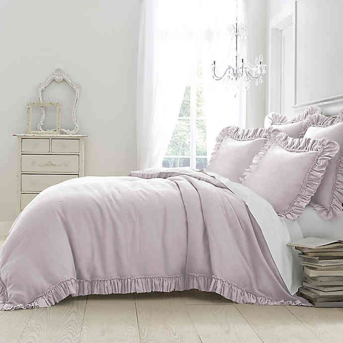 Wamsutta Vintage Washed Linen Duvet Cover Bed Bath Beyond Ruffle Duvet Ruffle Duvet Cover Washed Linen Duvet Cover