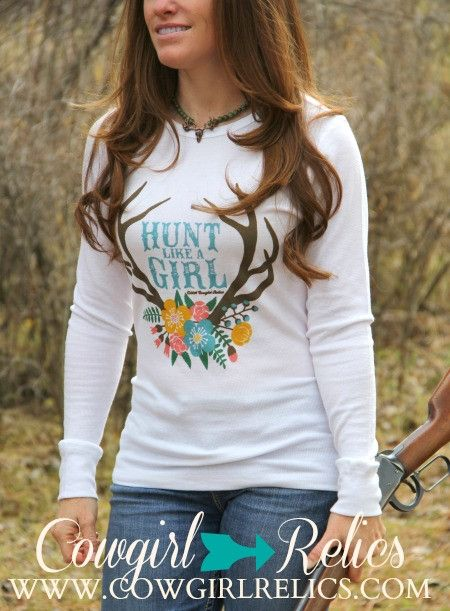 Hunt Like a Girl Thermal