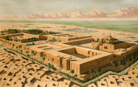 Antigua sequía destruyó los imperios en Egipto y Mesopotamia – El pensante