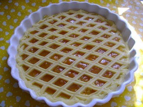 Griglia per crostate, tutorial . Come realizzare crostate bellissime - YouTube