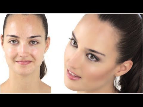 ▶ Flawless Skin In Just 3 Minutes by Celebrity Make Up Artist Monika Blunder - YouTube