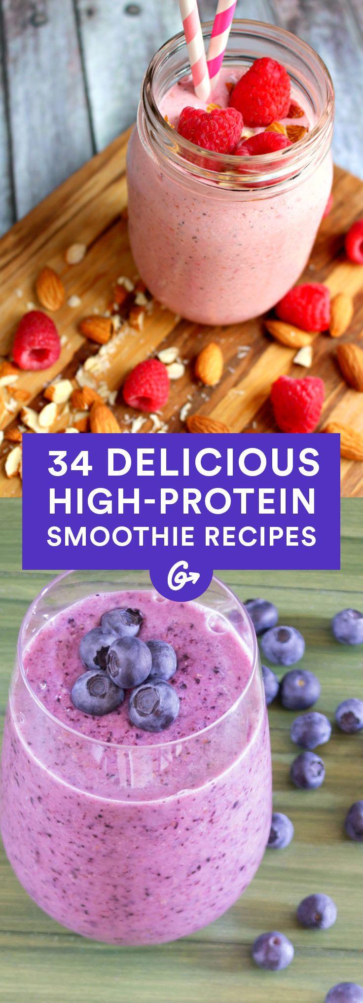 about Recipes: Smoothies on Pinterest | Smoothies, Freezer smoothie ...