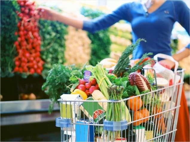 Lista de supermercado – dieta saudável e/ou sem glúten