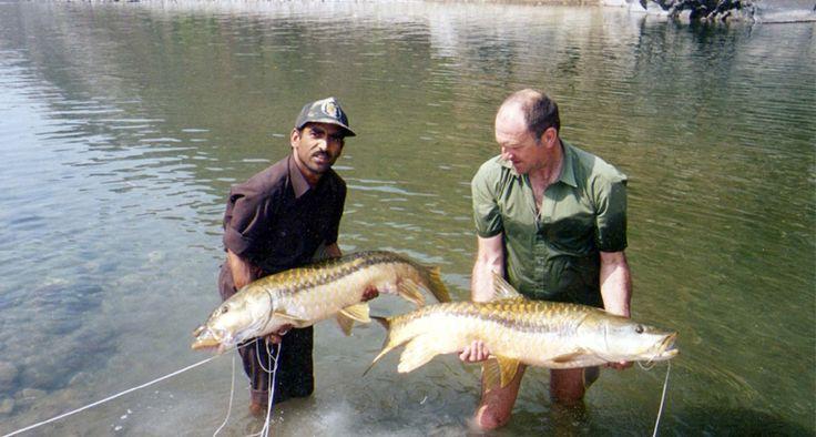 #Fishing in Jim #Corbett National Park