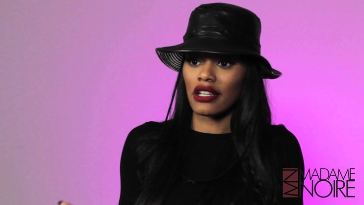 Teyana Taylor Is So Grateful She Didnt Do The Aaliyah Biopic