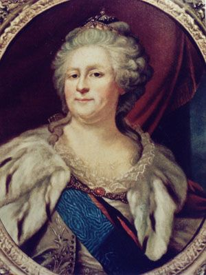 catherine the great enlightened despot The russian empress catherine ii, known as catherine the great, reigned from   writings of the major figures of the french enlightenment (a period of cultural.