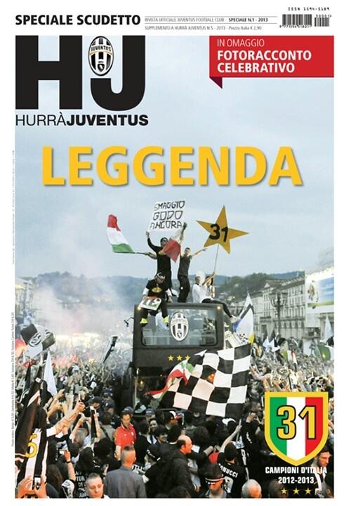 Hurra Juventus: The Legend