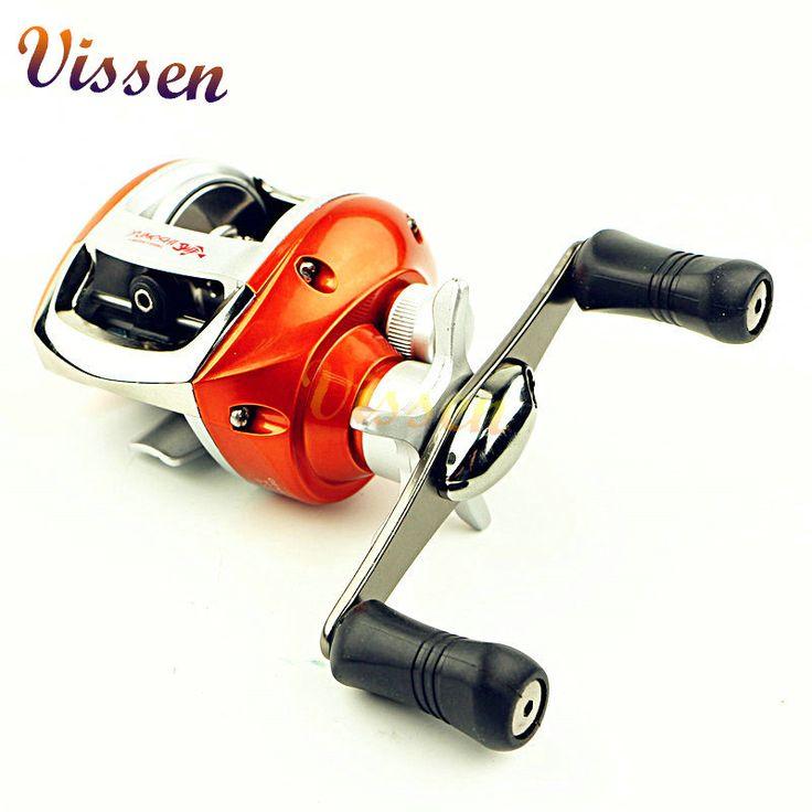 Vissen carretilhas de pescaria fishing reel saltwater 6.3:1 Carp fishing-casting-reel  water drop reel wheel spinning Bait Casti