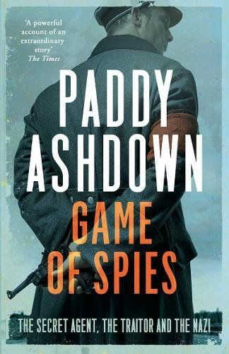 In the tradition of Ben MacIntyre, 'Game of Spies' tells the story of a lethal spy triangle in Bordeaux between 1942 and 1944 in Bordeaux,  and of France's greatest betrayal by aristocratic and right-wing Resistance leader Andre Grandclement.