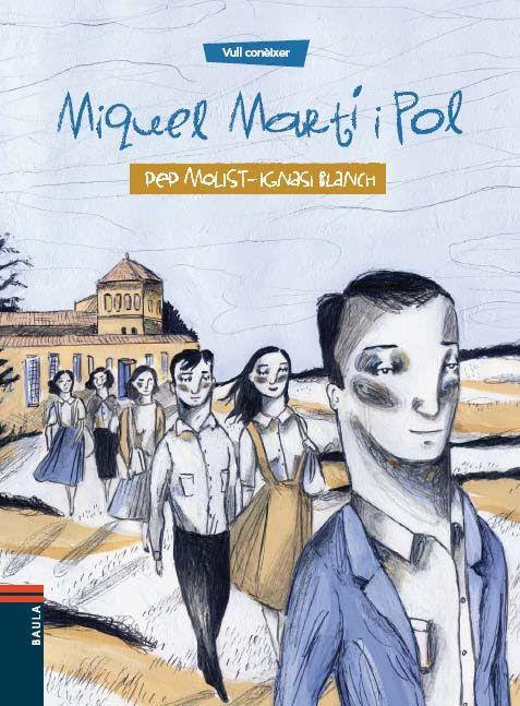 Miquel Martí i Pol. Pep Molist.