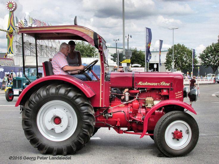 Alle Größen | Traktor Deutz - Wanne-Eickel Cranger Kirmes_9365_2015-08-15 | Flickr - Fotosharing!