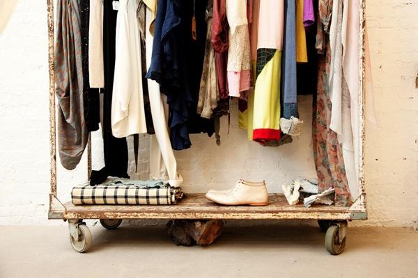 vintage clothing rack adore vintage clothing