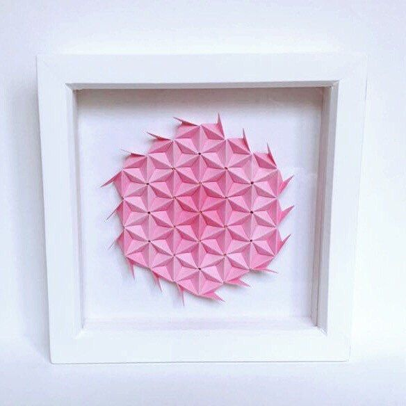 1000 Ideas About Name Wall Art On Pinterest: 1000+ Ideas About Origami Wall Art On Pinterest