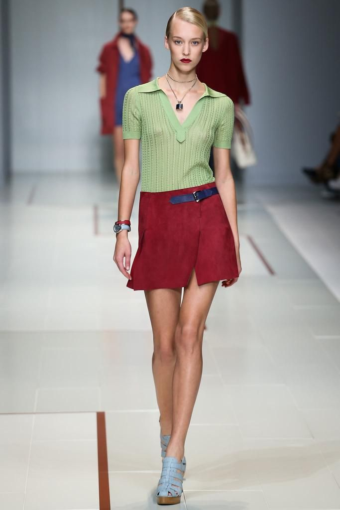 Trussardi Spring 2015 Ready-to-Wear - Collection - Gallery - Look 33 - Style.com