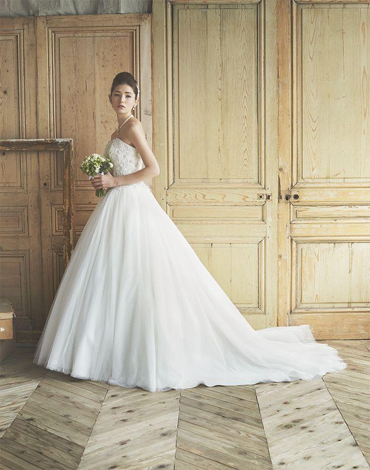 プレ花嫁になったら、1度は行きたい!可愛い・お手頃良いとこだらけ〔ジョイフル恵利〕の魅力的ドレスまとめ*にて紹介している画像