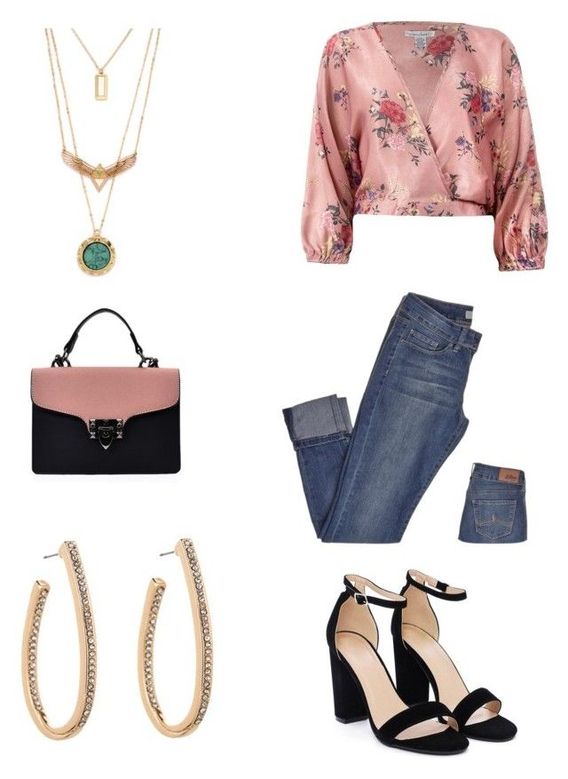"""""""Price Savy"""" by charlene-subbarayan on Polyvore featuring Nasty Gal and Sans Souci"""