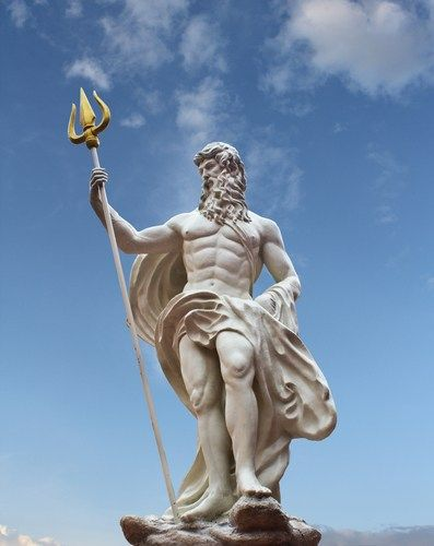 Poseidon - Deus da Mitologia Grega - InfoEscola