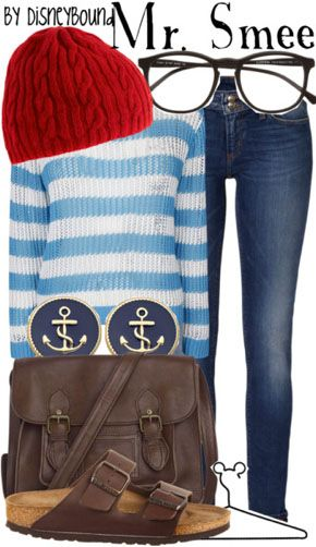 Possible Disneybound if I go to Disneyland this Christmas